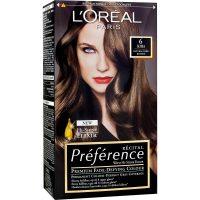 Récital Préférence 6 Sofia Mörkblond, L'Oréal Paris Blondering & bleking