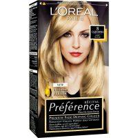 Récital Préférence 8 California Ljusblond, L'Oréal Paris Blondering & bleking