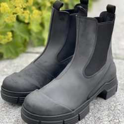 Ganni City Boot Recycled Rubber