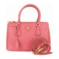 Saffiano Lux Galleria Satchel Leather