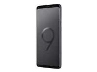 Samsung Galaxy S9+ - Smarttelefon - dobbelt-SIM - 4G LTE - 64 GB - microSD slot - TD-SCDMA / UMTS / GSM - 6.2 - 2960 x 1440 piksler (529 ppi) - Super AMOLED - RAM 6 GB (8 MP-frontkamera) - 2x bakkameraer - Android - midnatts sort