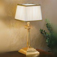 Sarafine - klassisk vakker bordlampe