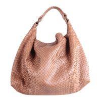 Sloane Python Bag