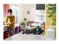 Sonos One SL - Høyttaler - trådløs - Ethernet, Fast Ethernet, Wi-Fi - Appstyrt - toveis - hvit (grillfarge - matt hvit)
