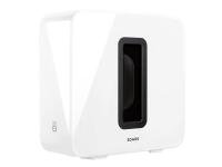 Sonos SUB - Subwoofer - trådløs - Ethernet / Wi-Fi - Hvid
