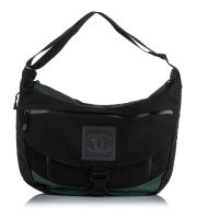 Sports Line Nylon Shoulder Bag