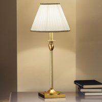 Stilig DONATA bordlampe Ø 25,4 cm
