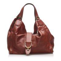 Stirrup Leather Handbag