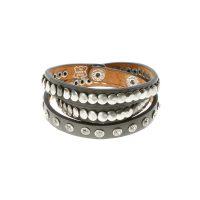 Stud Loop Bracelet