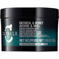 TIGI Catwalk Oatmeal & Honey Intense Nourishing Mask, TIGI Catwalk Hårkur