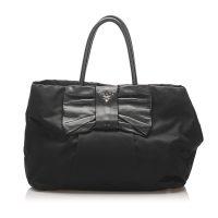 Tessuto Bow Handbag