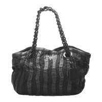 Tessuto Chain Tote Bag