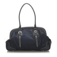 Tessuto Frame Handbag Fabric Nylon