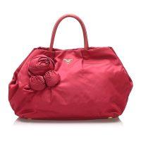 Tessuto Rose Handbag