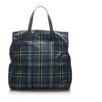 Tessuto Stampato Tote Bag