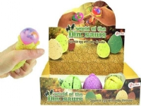 ToiToys Squeeze me A squeezed dinosaur egg