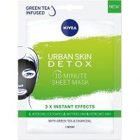 Urban Skin Nourishing Sheet Mask, Nivea Ansiktsmaske