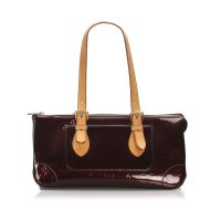 Vernis Rosewood Leather