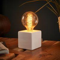 Villeroy & Boch Helsinki – bordlampe hvit