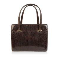Vintage Top Handle Bag Handbag