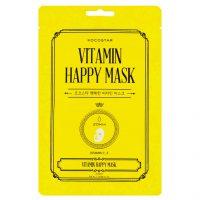 Vitamin Happy Mask, 25 ml Kocostar Ansiktsmaske