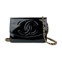 Wallet on Chain Crossbody Bag