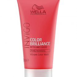 Wella Invigo Color Brilliance Mask Fine/Normal 30 ml