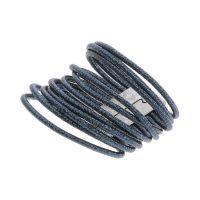 Wide Wire Bracelet