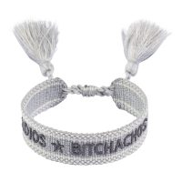 Woven Friendship Bracelet Adios Bitchachos