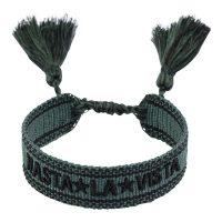 Woven Friendship Bracelet - Hasta LA Vista