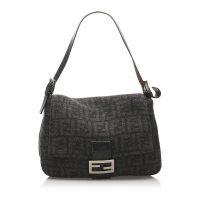 Zucca Mamma Forever Wool Shoulder Bag