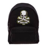 backpack travel skull