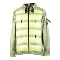 hiles padded jacket