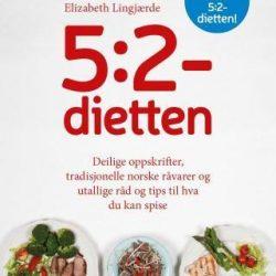 5:2 dietten: deilige oppskrifter, tradisjonelle norsk