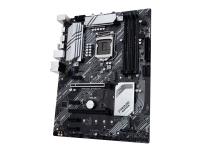 ASUS PRIME Z490-P - Bundkort - ATX - LGA1200 sokkel - Z490 - USB 3.2 Gen 1, USB 3.2 Gen 2 - Gigabit LAN - onboard grafik (CPU påkrævet) - HD Audio (8-kanaler)