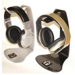 Acrylic Headphone Stand Headset Hanger Holder Earphone Gaming Desk Display Rack