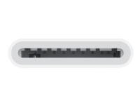 Apple Lightning to SD Card Camera Reader - Kortleser (SD) - Lightning - for iPad/iPhone