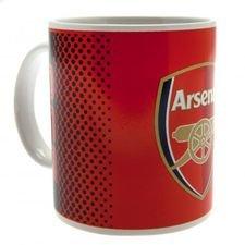 Arsenal Krus - Rød/Sort