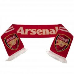 Arsenal Skjerf - Rød