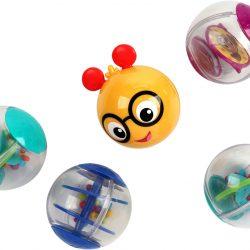 Baby Einstein Roller-Pillar Baller Aktivitetsleke