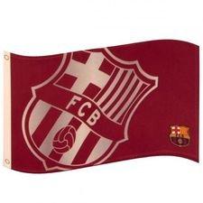 Barcelona Flagg Logo - Rød/Hvit