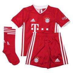 Bayern München Hjemmedrakt 2020/21 Mini-Kit Barn