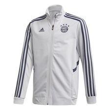 Bayern München Treningsjakke - Grå/Navy Barn