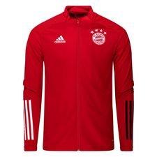 Bayern München Treningsjakke - Rød/Sort