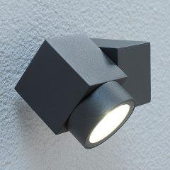 Bevegelig LED-utespot Lorelle
