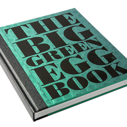Big Green Egg Kokebok Engelsk Språk