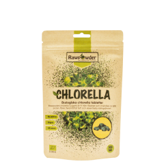 Chlorella Tabletter ØKO, 300 st