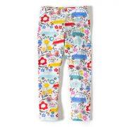 Cotton Baby Kids Girls Leggings Pants