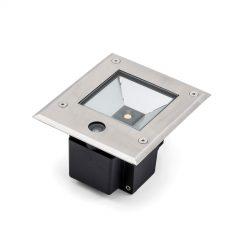 Dale LED-gulvspot 12 W dimm.-sensor
