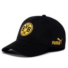 Dortmund Baseball Caps FtblCulture - Sort/Gul